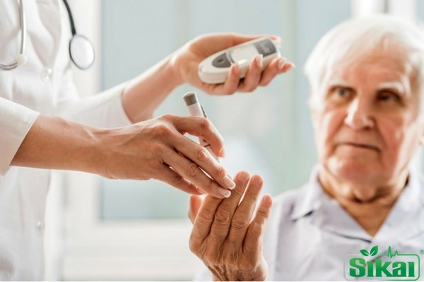 Biến chứng cấp tính của bệnh tiểu đường.