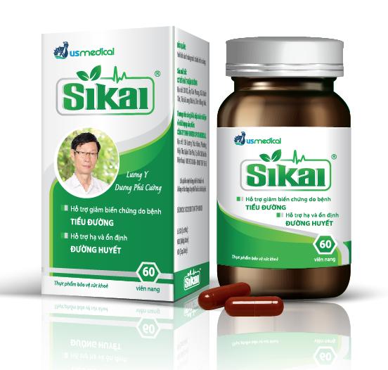 Sản phẩm Hạ đường SIKAI.